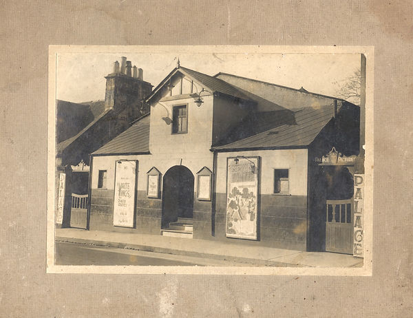 The Palace Cinema, Lochwinnoch