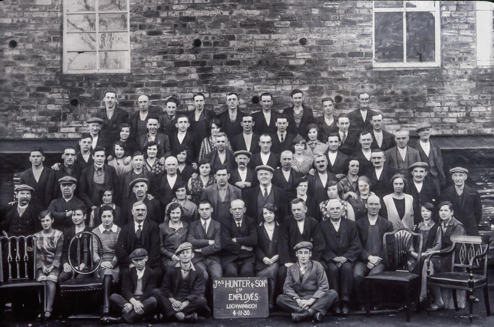 Hunter's 4th Nov 1930