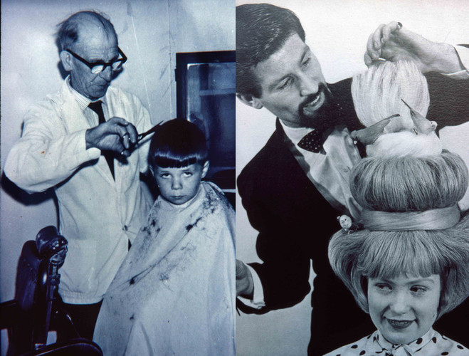 Haircuts - Lochwinnoch Style!