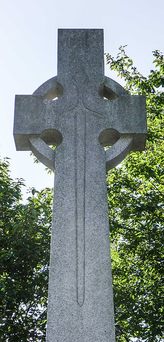 War Memorial, Sword of Sacrifice