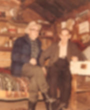 Charlie Matheson and James  Shand-Harvey