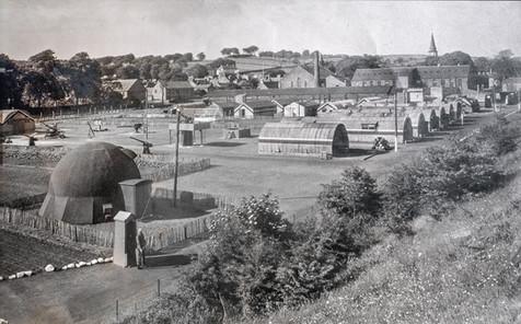 Maritime Royal Artillery Camp