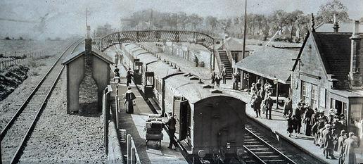 Lochside Station Lochwinnoch