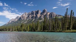 Castle Mountain 1, Canada
