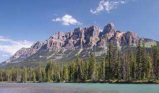 Castle Mountain 2, Canada