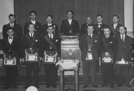 Garthland St.Winnoch Lodge 1960/61