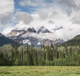 Mt Robson, Canada