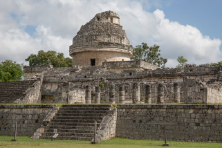 The Characol, Chichen Itza, Mayan, 2014