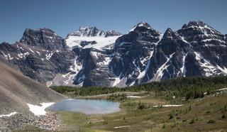 Sentinal Pass 4, Canada