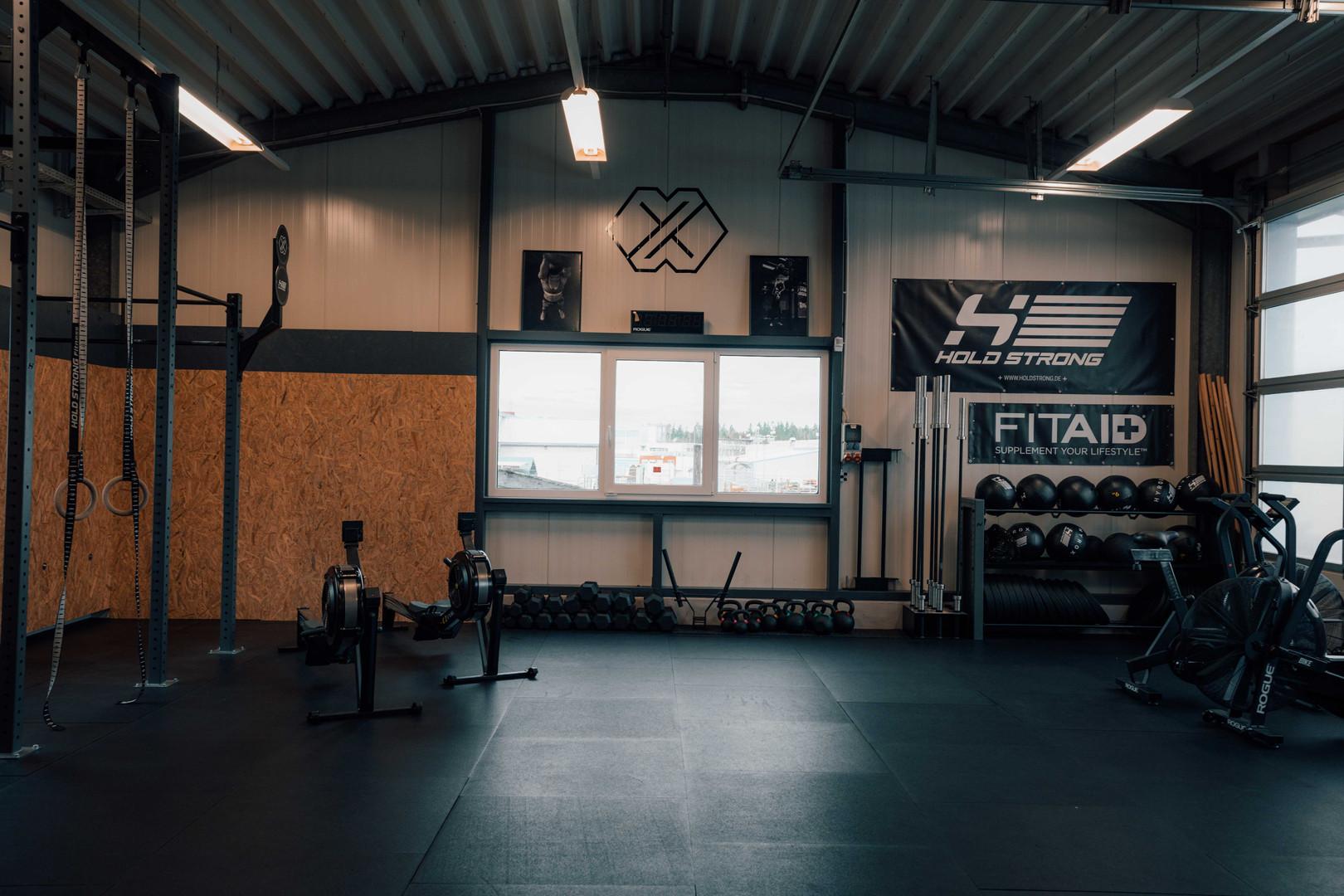 MyWay Trainingsraum