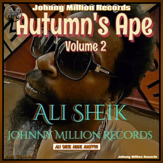 """Autumn's Ape, Vol. 2"" (release 09/10/2021)"