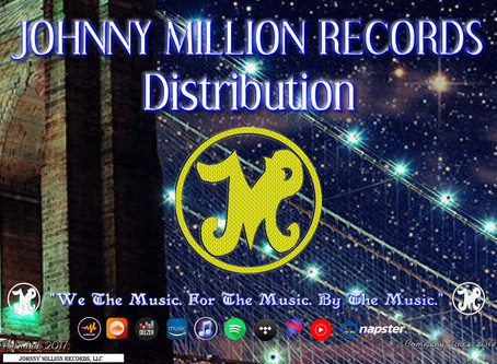 "Johnny Million Records ""Digital Distribution"" Coming Soon..."