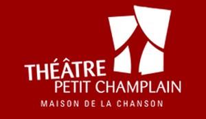 Résultats de recherche d'images pour «logo theatre petit Champlain»