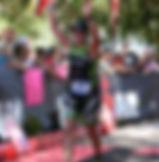 Andréanne 70,3 Miami Demi-Ironman 2016
