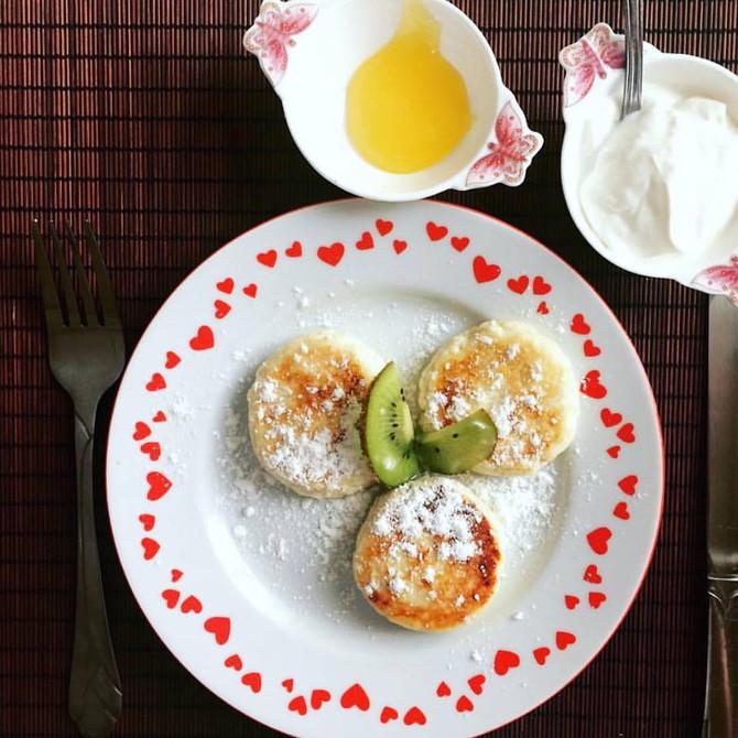 Сырники по маминому рецепту