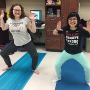 Adapted Yoga Class 3