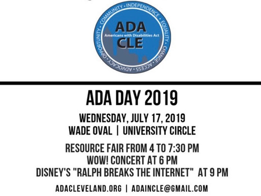 ADA DAY IS COMING!