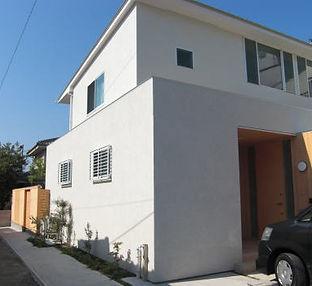 風の通る家・白い家