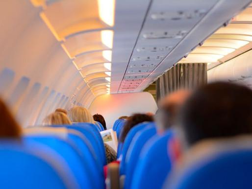 Casal de idosos que teve voo cancelado poderá remarcar sem taxas.