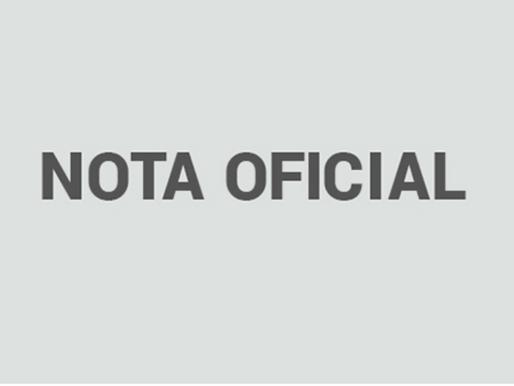 Nota Oficial - Caso PTB de Vila Velha