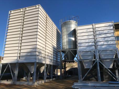 Projet 2021, nouveaux silos