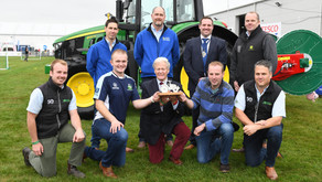 Young farmers to go head-to-head in machinery handling competition