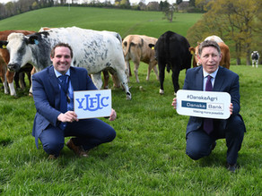 Young Farmers Clubs of Ulster are proud to announce continued platinum sponsorship with Danske Bank