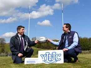 YFCU 2021 Tag Rugby competition in association with Danske Bank