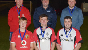 YFCU boys' football final displays skill and good sportsmanship