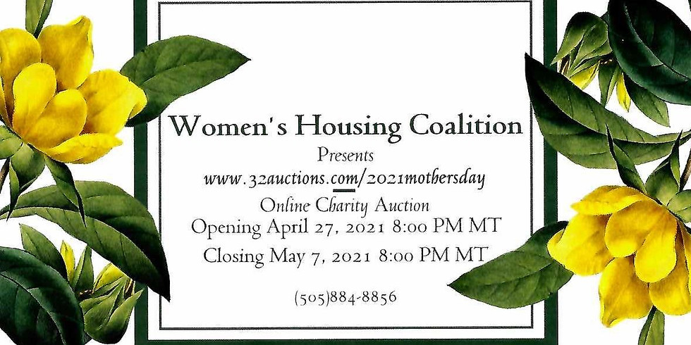 Mother's Day Charity Auction