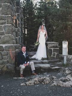 Mount Constitution wedding, Orcas Island Washington.