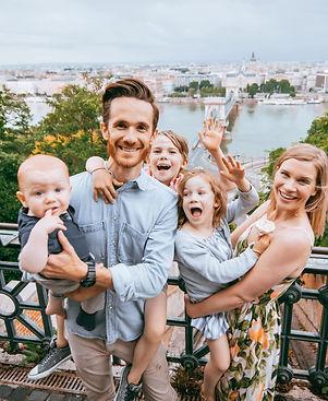Budapest English speaking Family Photographer