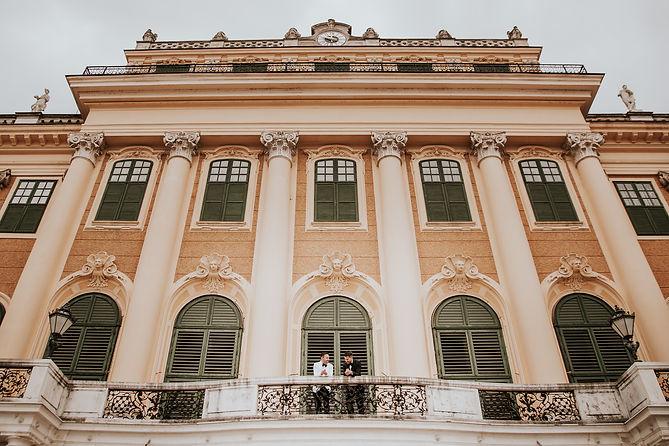 Wedding Photoshoot in Vienna | Hochzeit