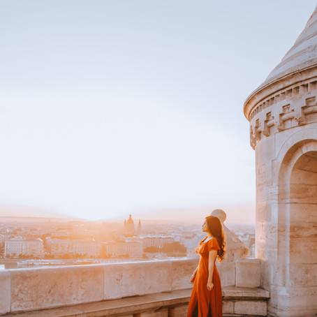 Best Hours to take amazing photos in Budapest