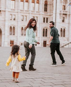 Dunay Kamran Birthday Budapest Family Ph