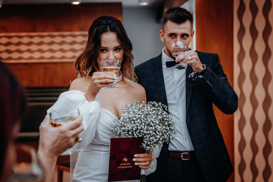 Házasságkötési szándék bejelentése