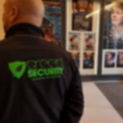 Green Security, Gardiennage statique, surveillance de biens