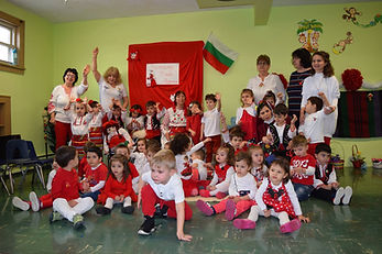 Bulgarian Traditions & Culture