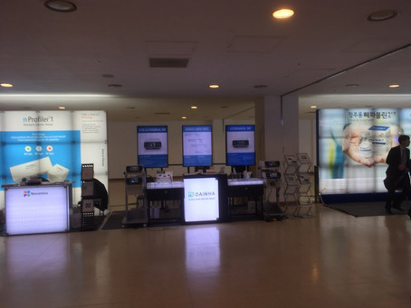 Attendance at 70th academic conference of korean surgical society in 2…