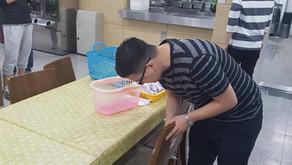 [2017 2Q Voluntary Service] Jong-ro senior welfare center