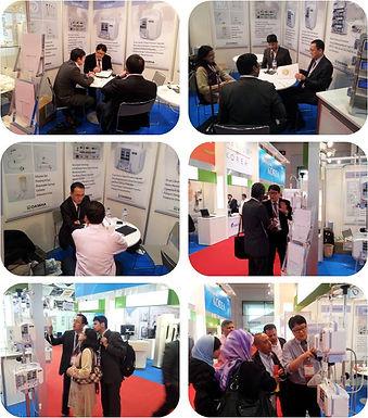 2012 두바이 국제 의료기기 전시회