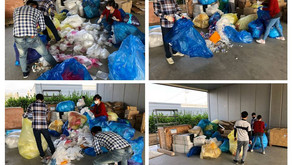 [2018 1Q Fatory Voluntary Service] DAIWHA Factory Cleaning