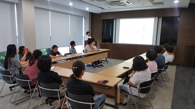 Conducting an internal training of the revised ISO13485;2016 in 2018