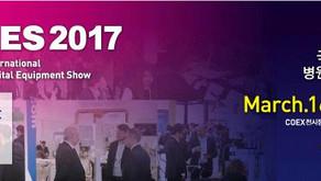 33rd(KIMES 2017) Korea International Medical & Hospital Equipment Show