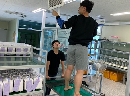 [Volunteering activity at Wonju Factory in 3Q 2019] Factory cleansing …