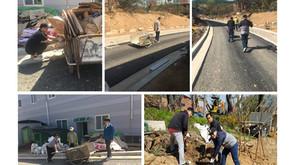 [2018 1Q Voluntary Service] SUNGSIMWON in Youngin Suji
