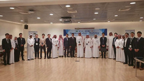 Participated in 2019 Saudi Global Health Exhibition
