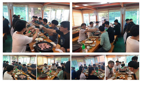 [Volunteering activity at Headquarters in 3Q 2019] Mt. Cheonggye clean…