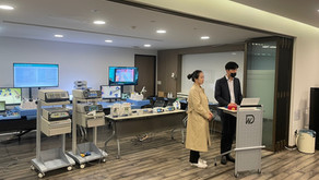 Vietnam export conference in connection with Gangwon medical equipment seminar