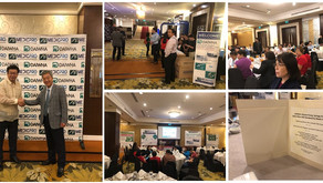 DAIWHA launching event, in Philippines